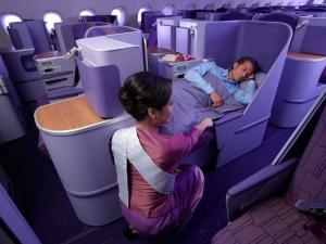 Thai Airways Business Class